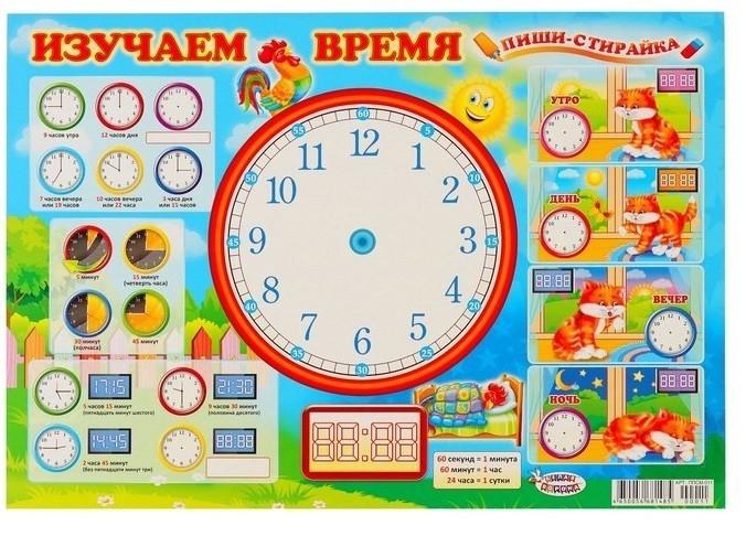 Плакат учеб. пособ. А3