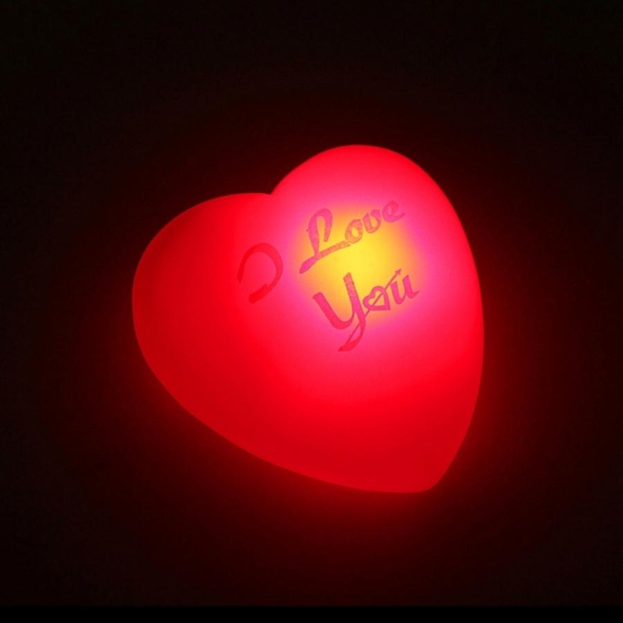 Сердце с датчиком