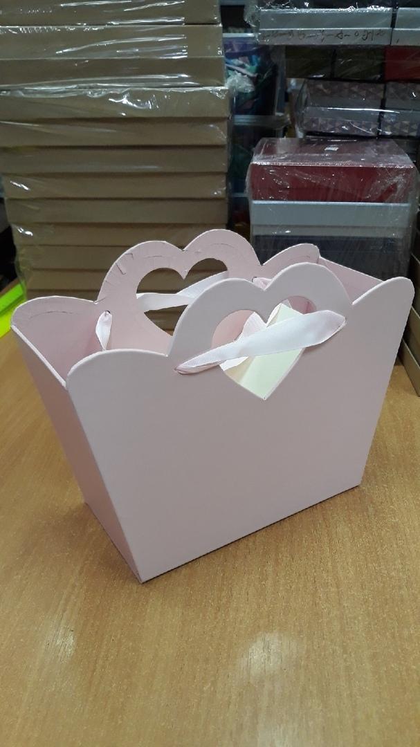 Коробка -корзинка