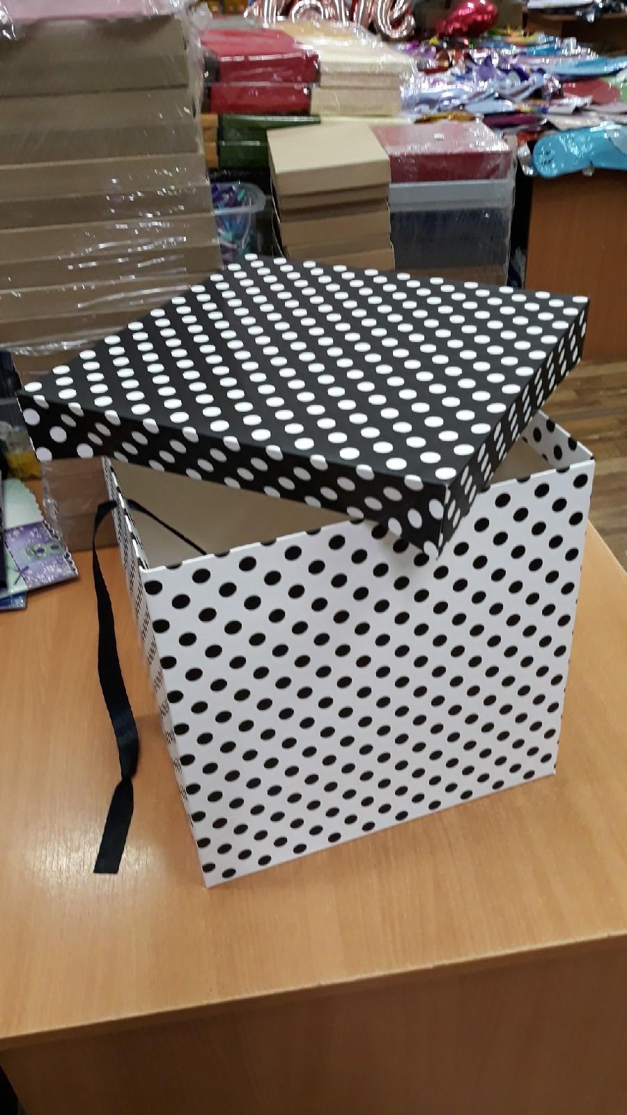 Коробка транс-р 30*30*30см
