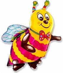 Пчела, Желтый, 1 шт.