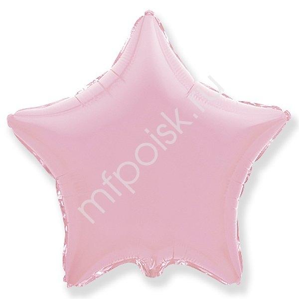 FM Звезда Пастель PINK 18