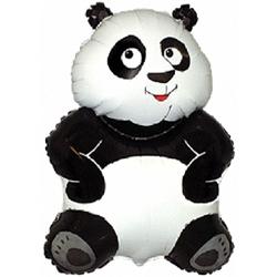 Большая панда, Белый
