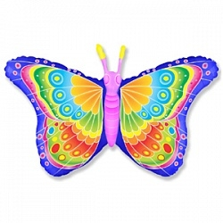 Бабочка кокетка, Фуше, 1 шт.
