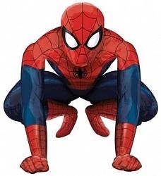 Воздушный шар (36''/91 см) Ходячая Фигура, Человек-паук, 1 шт.