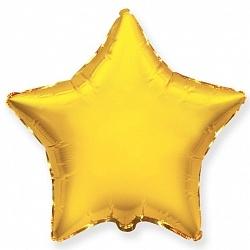 №18 Звезда,сердце,круг б/рис.Золото
