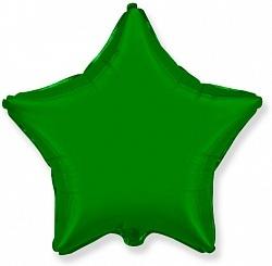 №18 Звезда,сердце,круг б/рис.Зеленый